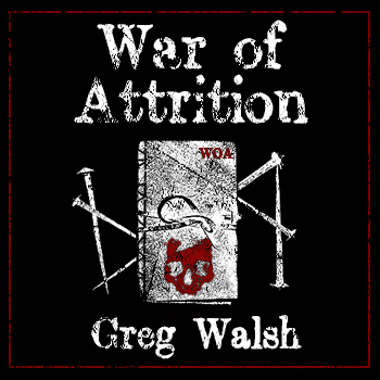 War Of Attrition Book